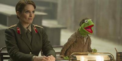 Tina Fey, Ricky Gervais Lead Human Cast of 'Muppets Most Wanted'