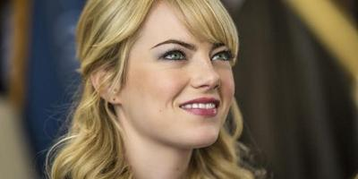 Emma Stone Celebrates Gwen Stacy in 'The Amazing Spider-Man 2'