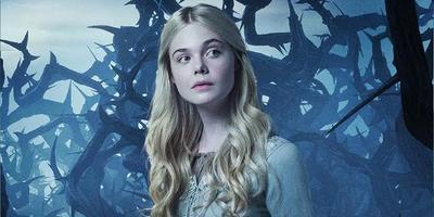 Elle Fanning is Princess Aurora in 'Maleficent'