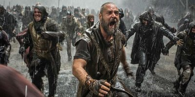 First End-of-the-World Story Depicted in 'Noah'