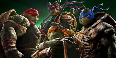Turtle Power Rebooted in Teenage Mutant Ninja Turtles