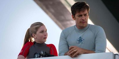 Harry Connick, Jr. Back for a New Challenge in Dolphin Tale 2