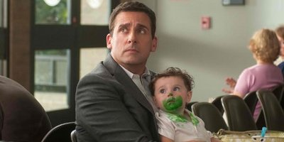 Steve Carell, a Patient Dad About to Lose His Cool in Alexander