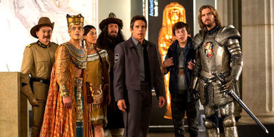 Night At The Museum: Secret Of The Tomb Latest International Trailer Revealed
