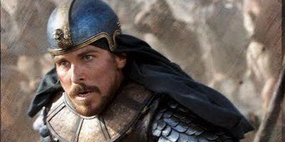 Christian Bale: Leading God's People Out of Slavery in Exodus: Gods and Kings