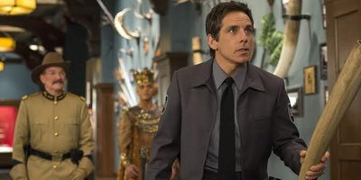 A Pantheon of Comedic Talents in Night at the Museum: Secret of the Tomb