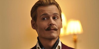 Johnny Depp Stars in Action-Packed Con-Caper Comedy Mortdecai