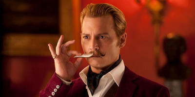Johnny Depp Joined by Stellar Cast in Action Comedy Mortdecai