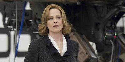 Sigourney Weaver Plays Antihero Role in Chappie
