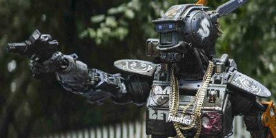 "Robot-Centric Action-Thriller ""Chappie"" Opens in IMAX, 2D Cinemas March 5"
