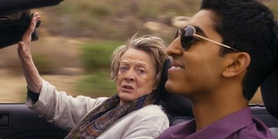 World's Acting Legends in The Second Best Exotic Marigold Hotel