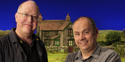 Meet the Directors of Shaun The Sheep: The Movie