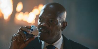 Director Jalmari Helander Directs Samuel L. Jackson in Big Game