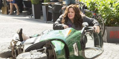 Melissa McCarthy's Full-Action Mode in Spy