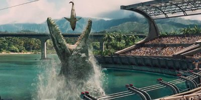 Dinosaur Park Comes to Life Anew in Jurassic World
