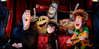 Drac's Grandson at Center of New Hotel Transylvania 2 Trailer